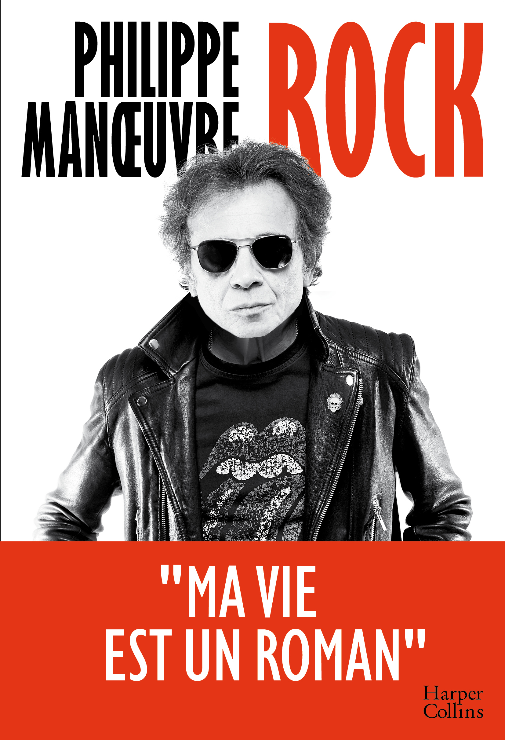 Rock Harpercollins France