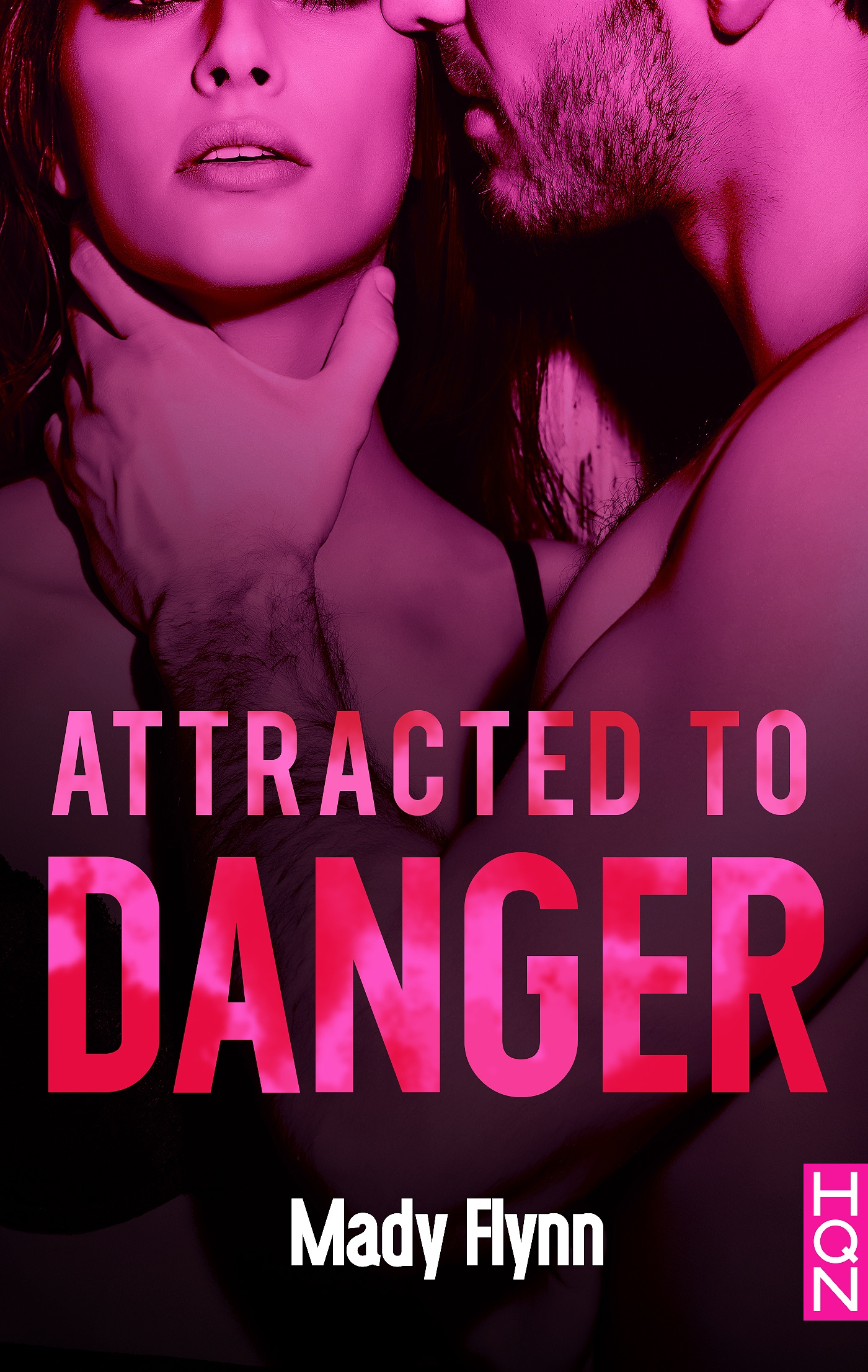 Dangerous love - Tome 1 : Attracted to danger de Mady Flynn 9782280411233