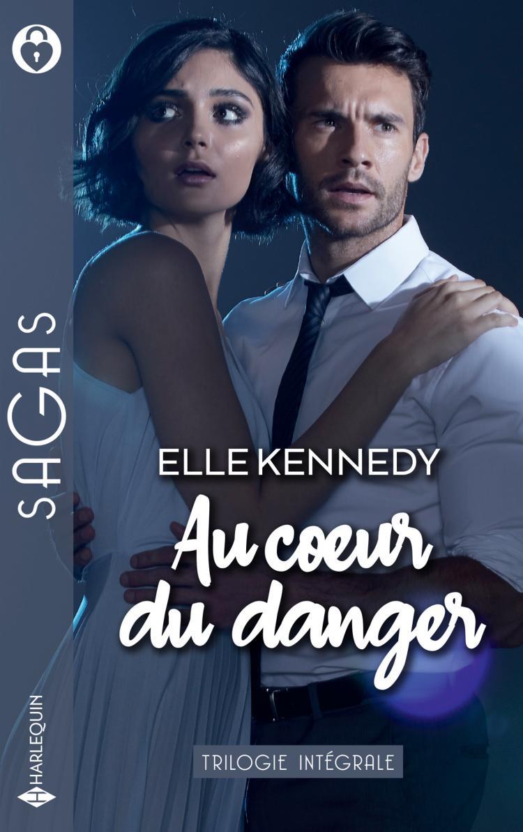 La trilogie Au cœur du danger de Elle Kennedy 9782280450416-1623955247
