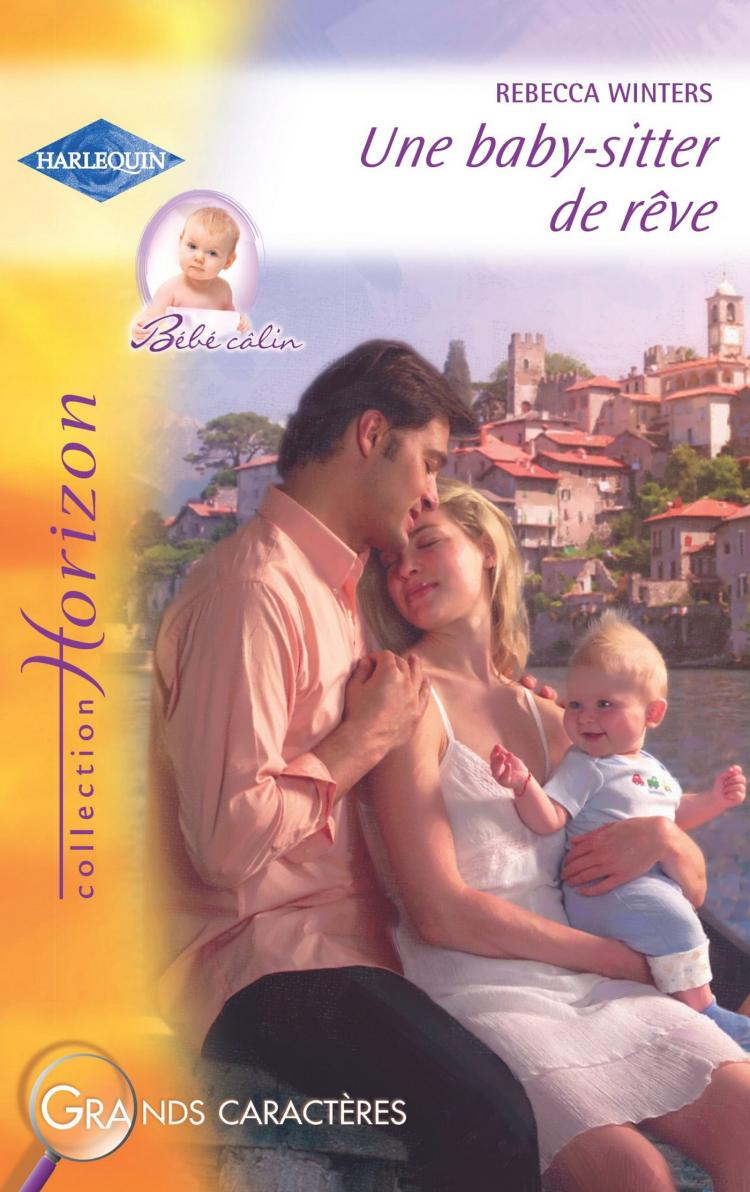 Une baby-sitter de rêve - Harlequin