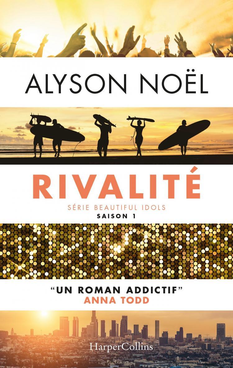 """Résultat de recherche d'images pour """"alyson noel rivalité"""""""