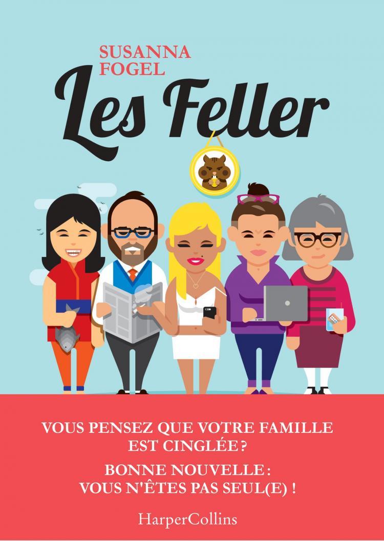 Les Feller de Susana Fogel 9791033901877